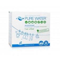 Стиральный порошок для белого белья Pure Water 300 г