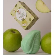 Крем-мыло для душа сочный зеленое яблоко 100 гр.